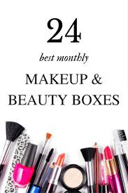 34 best makeup subscription boxes images on pinterest