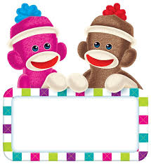 Monkey Classroom Decorations Borders And Accents Free Download Clip Art Free Clip Art On