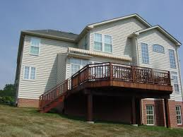 Retractable Awning For Deck Retractable Awnings Top Quality Deck And Patio Awnings