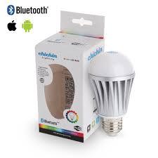 chichinlighting bluetooth led bulb 7 watts led smart amazon co