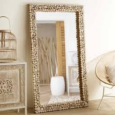 Bhv Miroir by Jakarta Teak Round Mirror D 100cm Chambre Amt Pinterest