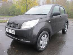 daihatsu terios used 2007 daihatsu terios s 5dr for sale in porth mid glamorgan