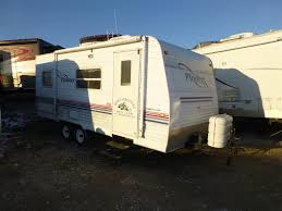 2002 fleetwood pioneer 18t6 travel trailer delaware oh colerain