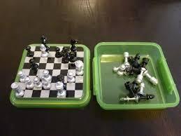 North Carolina travel chess set images Magnetic travel chess set chess sets chess and operation jpg