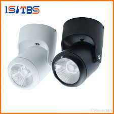 cheap new 180 degree rotating led downlights surface mounted