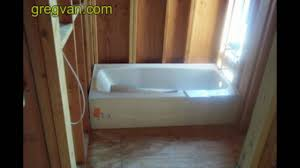 bathtub framing tip advanced carpentry techniques and tips for