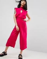 asos white jumpsuit pink s jumpsuits clothing stylicy australia