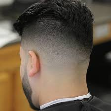 extension in shaved back and side hair shaved sides hairstyles for men