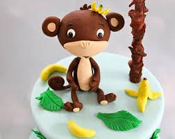 fondant giraffe gumpaste giraffe safari cake topper edible