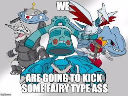 Pokemon Type Meme - steel type pokemon memes imgflip