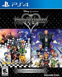 amazon com kingdom hearts hd 1 5 2 5 remix playstation 4
