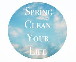 Springcleaning Spring Clean Your Life Day 3 Cleaning Your House Hunt