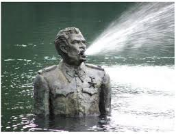 Spitting Water Meme - spitting stalin reaction images know your meme