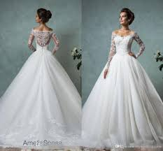 long sleeve wedding ball gowns new wedding ideas trends