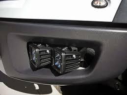 ford raptor fog light kit 2017 rigid industries oem ford raptor fog light replacement kit rpg