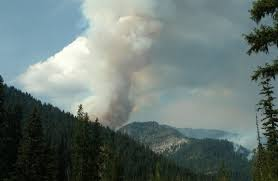 Eastern Washington Wildfire Update by Lightning Sparks Fires In Cascades Some Trails Closed Local