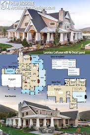 architectural design home plans baby nursery home plans with outdoor living modern villa floor