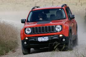 jeep trailhawk 2017 jeep renegade review