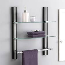 100 bathroom towel bar ideas cabinets adorable pleasing wall rack