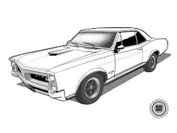1967 pontiac gto clip art on 1967 images tractor service and
