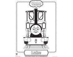 thomas u0026 friend coloring pages party favors carter u0027s 3rd