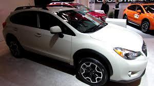 Subaru Xv Crosstrek Interior 2013 Subaru Xv Crosstrek Exterior And Interior Walkaround 2013