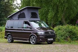 volkswagen california price autohaus black berry ashton campervan black and red leather