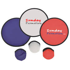 promotional fans custom promotional frisbees bulk foldable fans single color