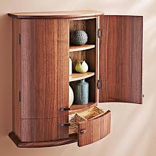 Storage Shelf Woodworking Plans by Coopered Door Cabinet Woodworking Plan From Wood Magazine