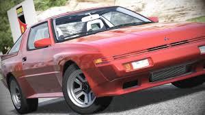 mitsubishi starion engine forza motorsport 4 car review mitsubishi starion esi r 3