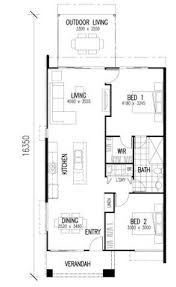 Granny Flat Floor Plans 1 Bedroom Converting A Double Garage Into A Granny Flat Google Search