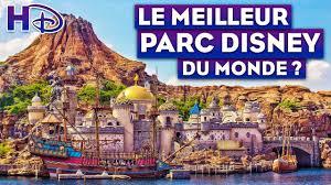 Les Meilleurs Parcs Disney Sea Le Meilleur Parc Disney Du Monde