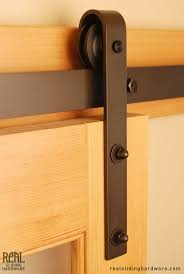 sliding wood cabinet door lock barn door hardware classic flat track by real sliding hardware