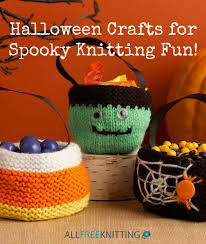 Fun Halloween Crafts - 64 halloween crafts for spooky knitting fun allfreeknitting com