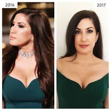 Real Relationships Real Results Real Housewife Jacqueline Laurita Gets Fourth Job People Com