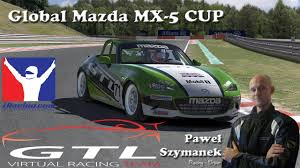 mazda global iracing onboard global mazda mx 5 cup okayama international