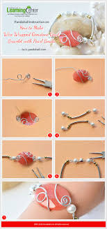 make beaded bracelet wire images 808 best bracelet tutorials or easy to do images jpg