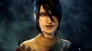 dragon age inqusition black hair morrigan has significant role in dragon age inquisition but