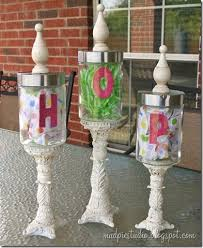 Easter Apothecary Jar Decorations by 108 Best Apothecary Jars Diy Images On Pinterest Mason