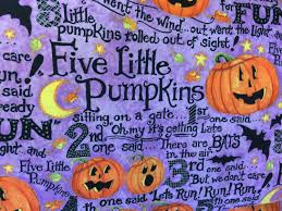 halloween solitaire background five little pumpkins halloween fabric halloween fabric fall