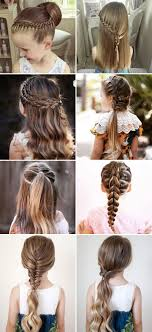 hairstyles for back to school for long hair 24 fresh cute hairstyles for girls with long hair 50 cute back