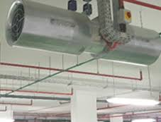 jet fan ventilation system for basement car park lighthousetes