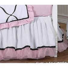 sweet jojo designs princess black white and pink collection 9pc