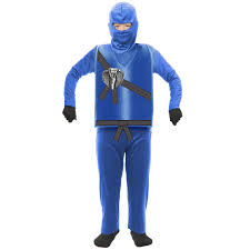 ninja halloween costume kids blue ninja kid costume boys costumes kids halloween costumes