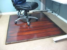 desk best office chair mats for hardwood floors desk chair floor
