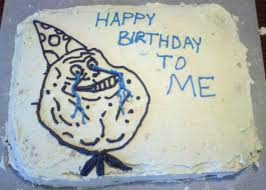 Meme Birthday Cake - 25 hilarious cake messages smosh