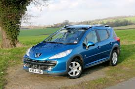 blue peugeot peugeot 207 sw review 2007 2013 parkers