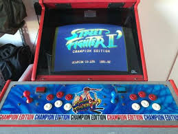 Street Fighter 3 Arcade Cabinet Street Fighter 2 Arcade Machine Games U0026 Consoles Gumtree