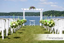 wedding venues in michigan book your wedding day venue michigan lake vacations bay pointe inn