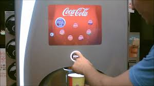 coke machine secret menu youtube